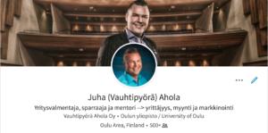 JuhaAholaLinkedIn