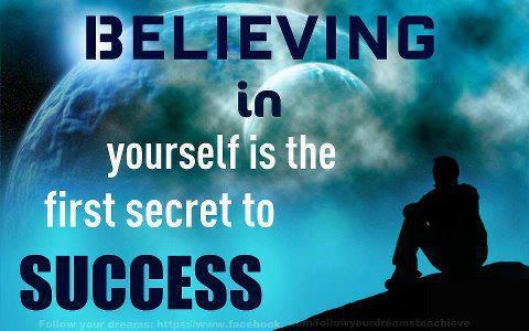 BelievingInYourself